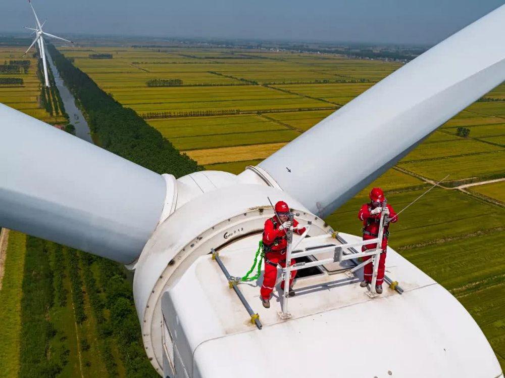 金风科技缘何连续多年入围全球最环保企业200强榜单?