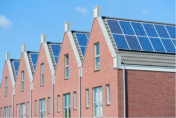 多住户建筑的净零能耗开发