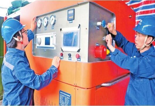 云南电网公司全面完成六氟化硫回收设备配备工作