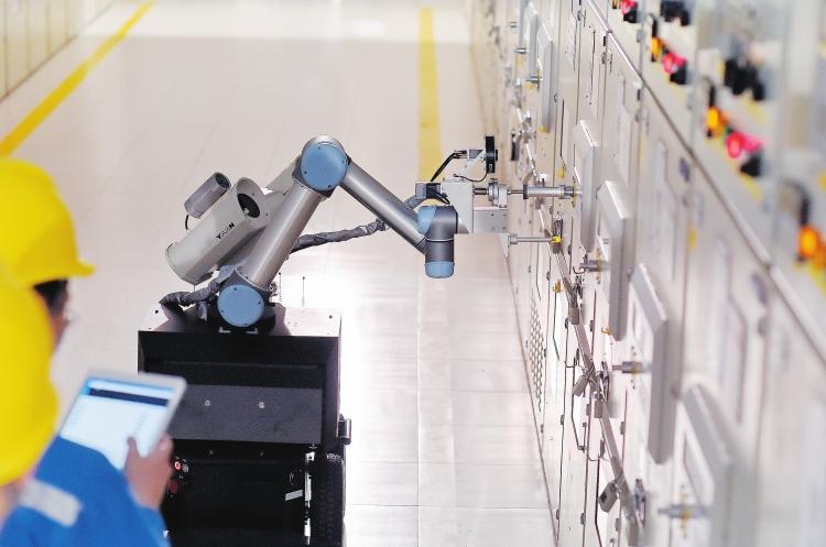 以智提质 遇见未来:电网业务与人工智能跨界融合初探