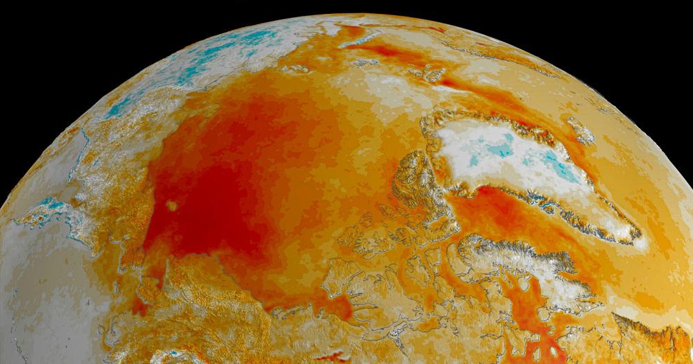 据气候临界点仅剩30年?专家:只有发展核电才能避免气候灾难