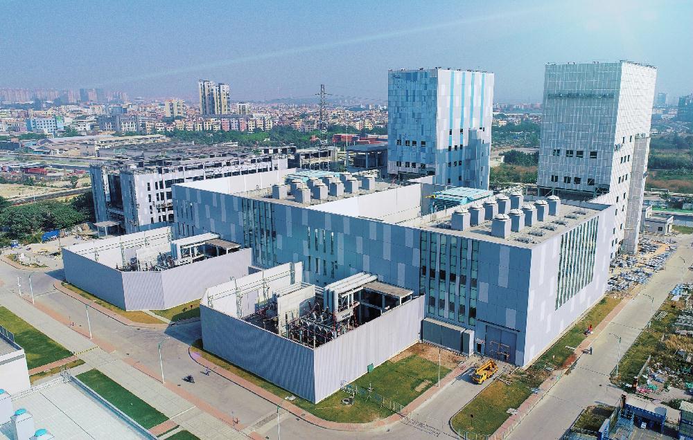 黄埔电厂燃气热电联产工程1号机组通过168小时试运行