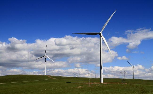 浙江新能源投资集团拟募资14.1亿元建海上风电
