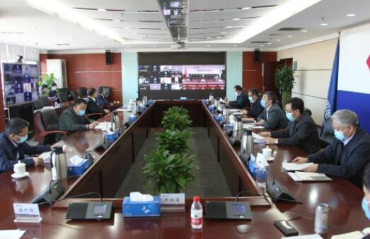 中国电建集团公司召开支持配合北京疫情防控工作视频会议