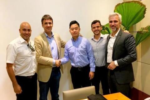 908MW! 隆基与巴西最大光伏电站开发商之一Solatio签订Hi-MO 4组件合作协议