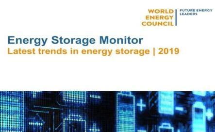 世界能源理事会预测2030年全球储能市场发展趋势