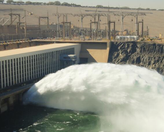 超级工程,一座改变埃及国运的大坝