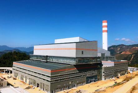 建福建仙游县垃圾处理厂项目1号机组并网