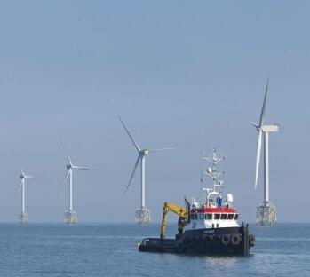 全球海上风电总容量达到29GW