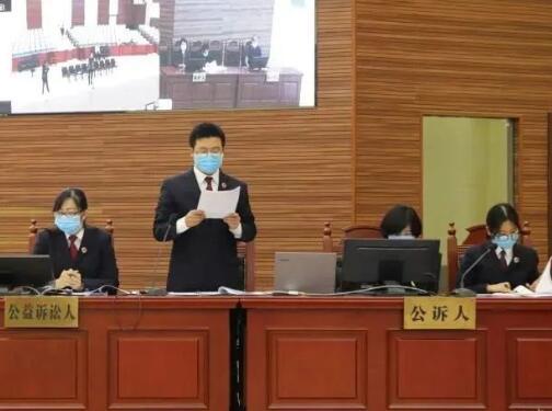 云南开远市检察院对云南广龙电力有限公司提起公益诉讼