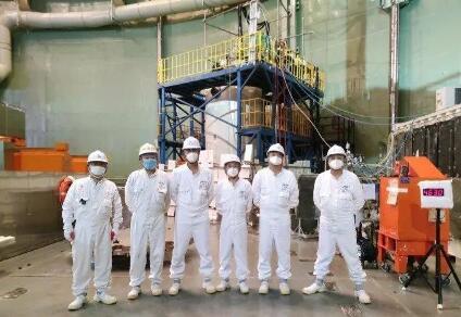 中核集团:我国首台自主乏燃料干贮容器焊接工作顺利