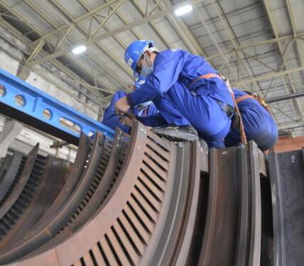 大唐华北运营公司:高质量检修保复工复产电力供应