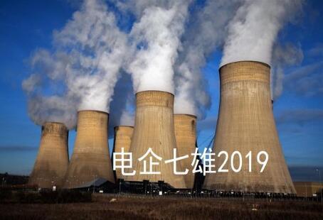 2019:上市七大电力企业,生产经营业绩如何?