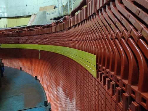 刘家峡水电厂:春节后首复工工程取得重大胜利