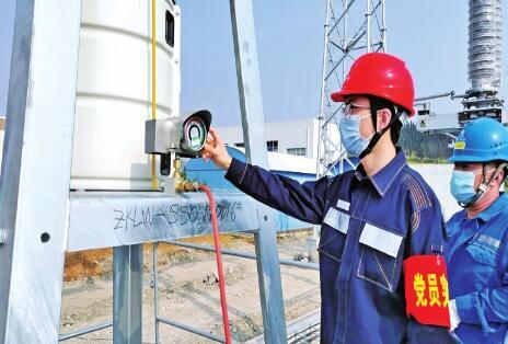 """云贵互联通道高坡换流站改造工程跑出""""加速度"""""""