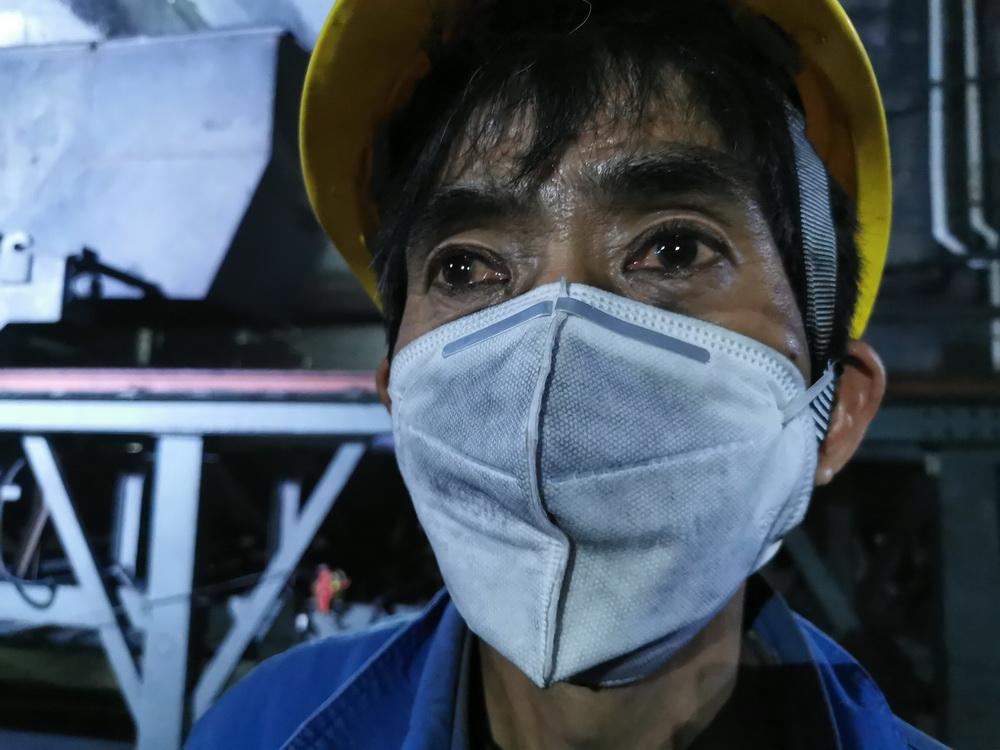 """大唐运城发电公司:复工战""""疫""""最美的""""输煤人"""""""