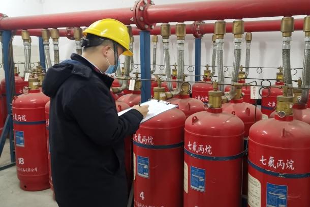 国家能源集团福建福州发电公司筑牢春季消防安全防线