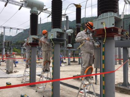 国家能源集团大寨发电分公司开展技术技能比武活动