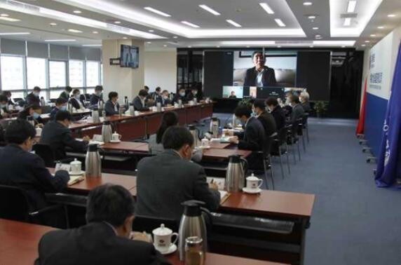 中国电建集团公司召开一季度经营活动分析会
