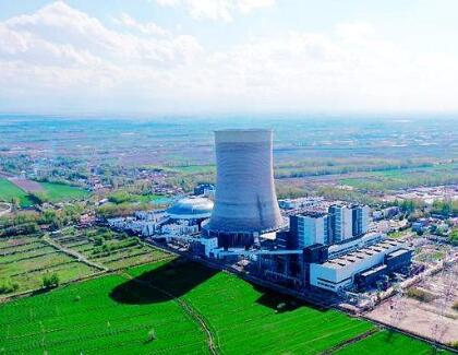 国神集团伊犁电厂正式投产发电