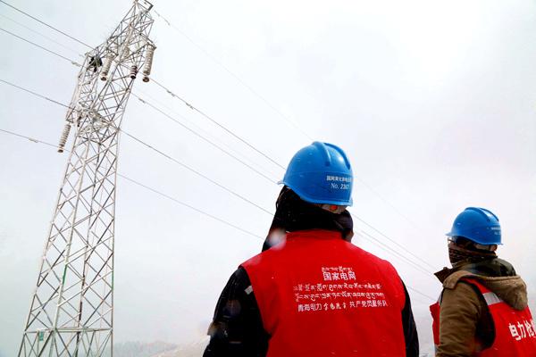 守护万家灯火的输电人——记国网黄化供电公司输电运检室
