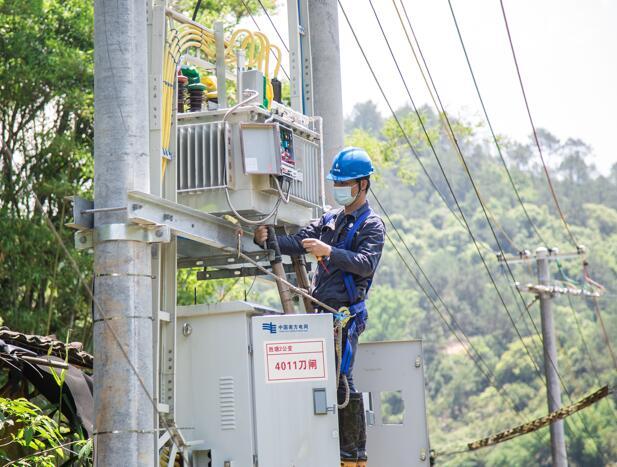 广西贵港首个智能配电网项目投运
