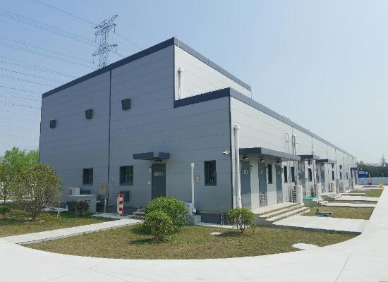 江苏苏州城西110千伏变电站新建工程竣工