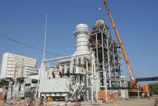 缅甸Ahlone阿弄燃机电厂并网发电