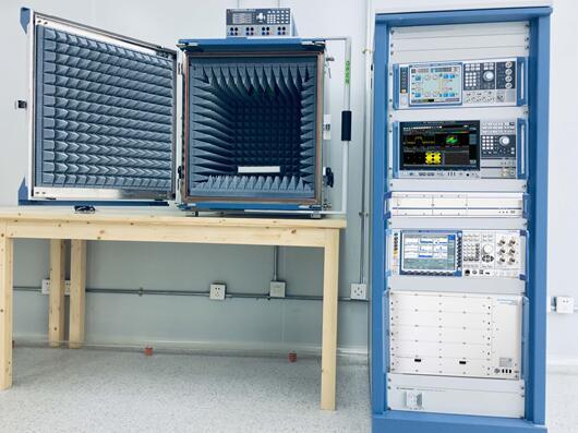 国网信通产业集团智芯公司所属深国电5G通信测试系统建成投运