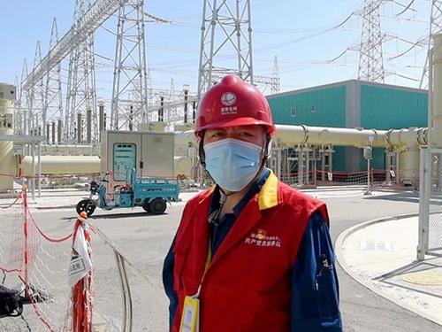 刘家峡水电厂:奋战在祁连换流站的拼命三郎