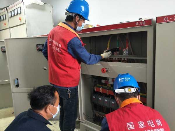 国网青海黄化化隆县供电公司电采暖环保更暖心