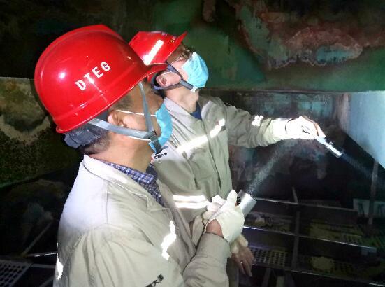 """大唐环境特许经营分公司严把四关做好""""两会""""保电准备工作"""