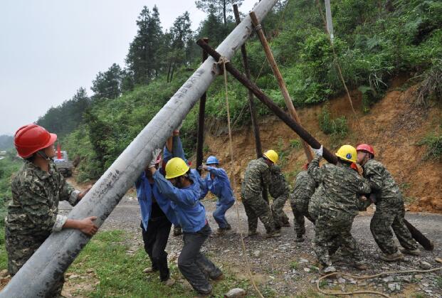 贵州松桃供电局加速农网升级改造助力脱贫攻坚