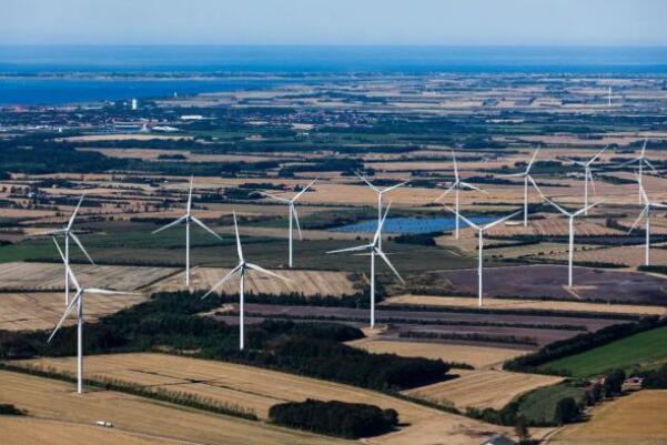 """风电谱写丹麦能源""""新童话"""""""
