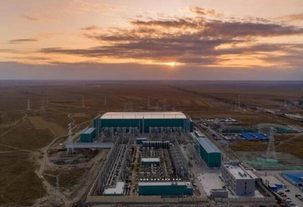 为北京冬奥提供100%绿色电力 张北柔直工程成功带电组网