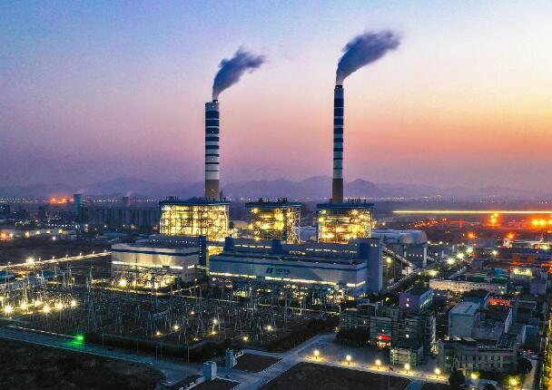 华电芜湖发电公司二期3号机组并网发电