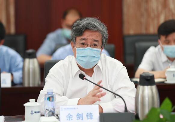 中核集团党组书记、董事长余剑锋:携手同心干好新时代重大工程