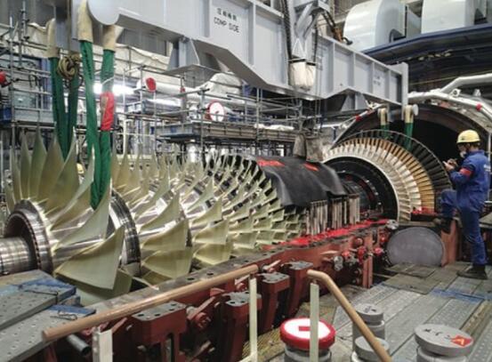 三菱新型燃气轮机发展的试验场,T-Point 2即将调试完毕