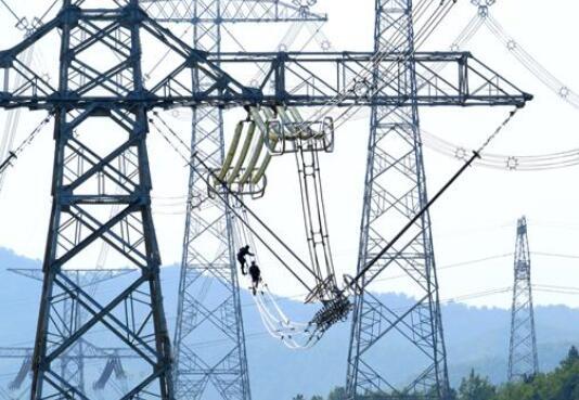 青海—河南±800千伏特高压直流输电工程全线贯通
