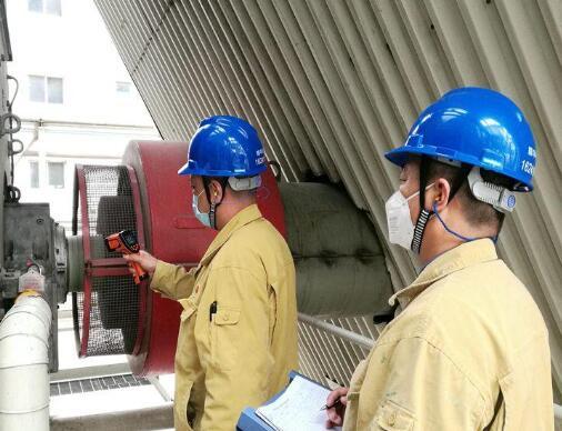 国华电力定州电厂强化设备巡检做好迎峰度夏