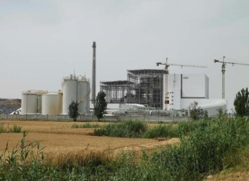 鱼台县生活垃圾焚烧发电工程圆满完成满负荷试运行