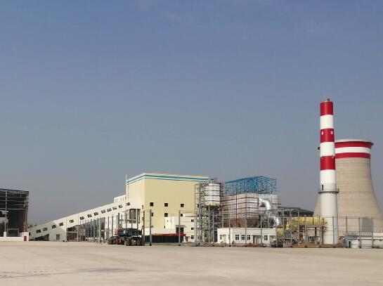昌黎生物质热电联产机组完成96小时试运