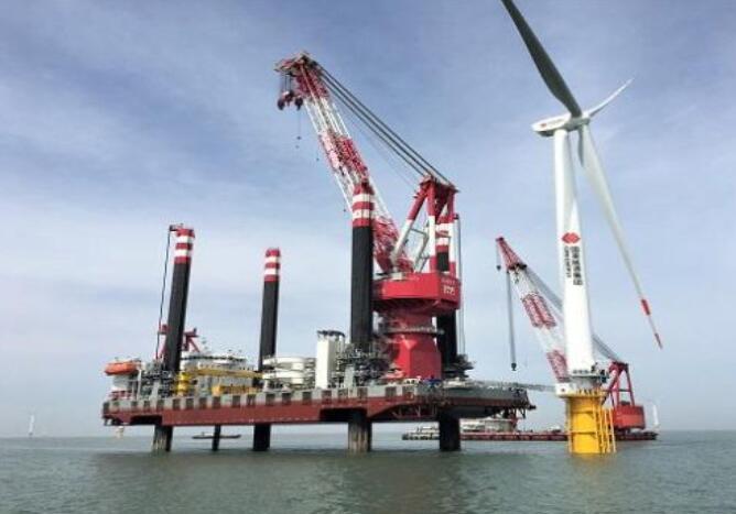十年乘风破浪,国家能源集团龙源电力实现海上风电高质量发展