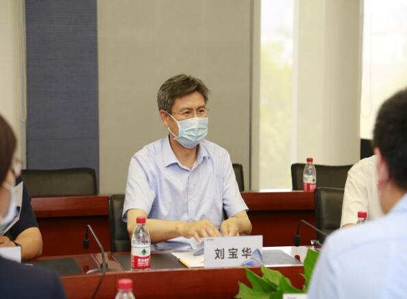 国家能源局副局长刘宝华调研同方智慧能源产业