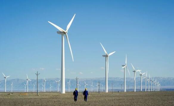 西北电网新能源装机容量突破1亿千瓦