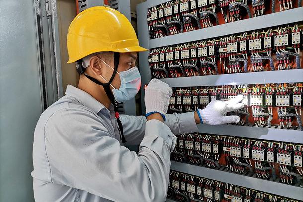 国家能源集团福建泉州热电公司开展迎峰度夏电气隐患专项排查