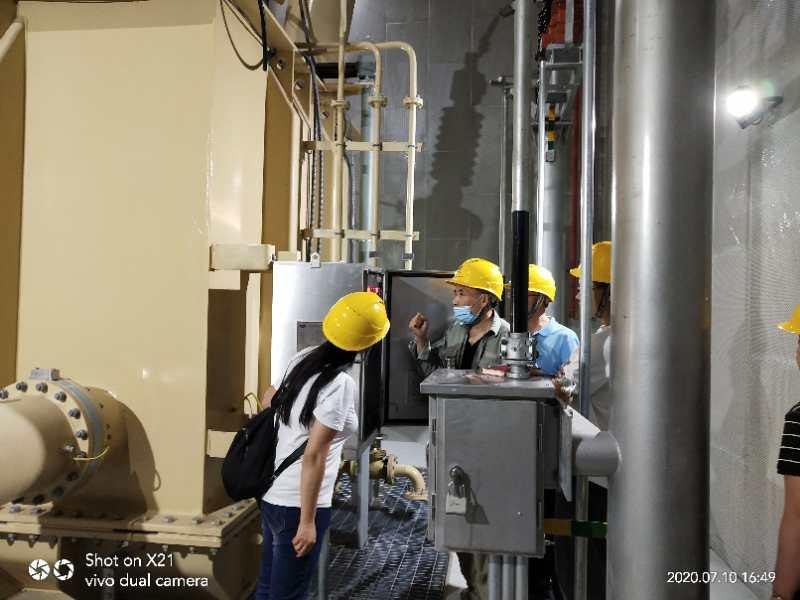包头供电局变电一处:莫尼220kV变电站启动在即 培训当先