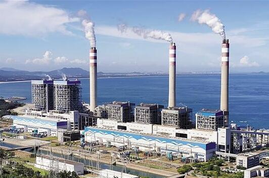1240兆瓦!全球最大单轴火电机组投入运营