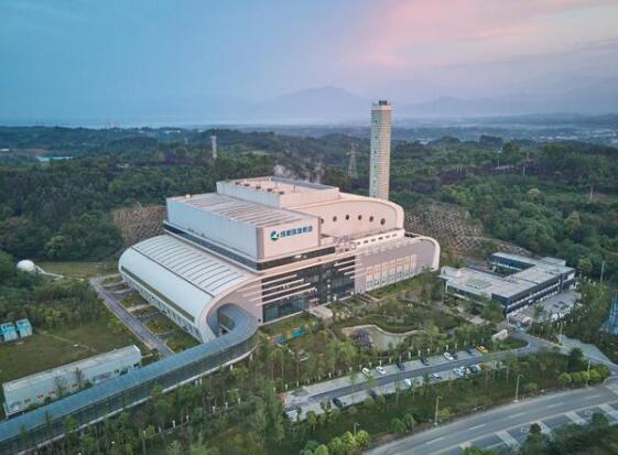 四川最大垃圾焚烧发电项目预计年底建成