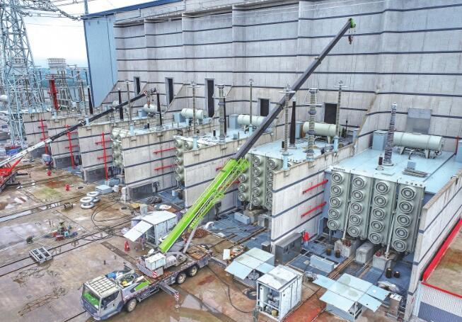 昆柳龙直流工程累计完成乌东德水电送出逾一亿千瓦时